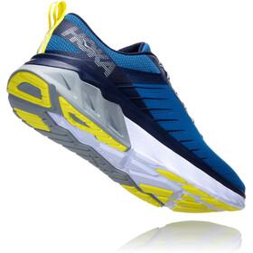 Hoka One One Arahi 3 Chaussures de trail Homme, blue sapphire/mood indigo